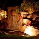 Iluminação para jardim - ideias, dicas, fotos 9