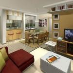Cozinha conjugada à sala - decoração dicas fotos 21