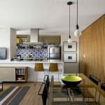 Cozinha conjugada à sala - decoração dicas fotos 24