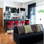 Cozinha conjugada à sala - decoração dicas fotos 27