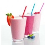 Shakes gelados para emagrecer