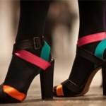Sandálias coloridas: como usar, dicas