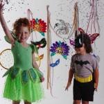 As fantasias para o Carnaval em geral são diferenciadas (Foto: Divulgação)