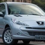Novos detalhes nos modelos da Peugeot 207 HB 2012