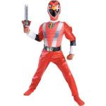 Fantasia Ranger Vermelho