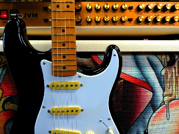 Comprar instrumentos musicais usados (Foto: Divulgação Pixabay)