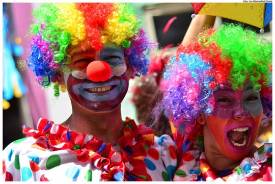 Fantasia para Carnaval - como improvisar (Foto: MdeMulher)