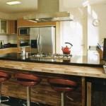 A atmosfera Gourmet reina na cozinha.