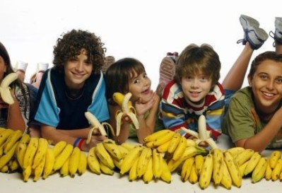 A banana traz muitos benefícios ao nosso organismo e todos gostam dela. (Foto: Divulgação)