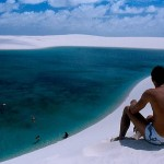 A paisagem é belíssima (Foto:Divulgação)