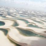 Lagoas dos Lençóis Maranhenses (Foto:Divulgação)