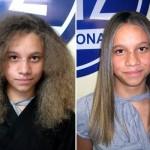 Cuidados para fazer alisamento de cabelos em crianças