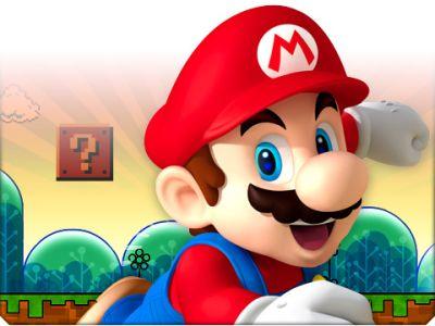 O Super Mario Bros está entre os jogos online mais procurados