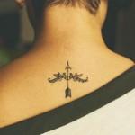Tatuagens femininas delicadas modelos