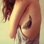Tatuagens femininas delicadas modelos 5