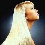 Clarear os cabelos: cuidados