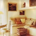 Sofá em L para sala de estar