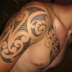 Tatuagem no braço (Foto:Divulgação)