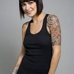 Tatuagem feminina no braço (Foto:Divulgação)
