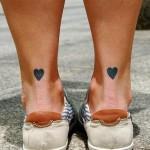 Tatuagem de coração (Foto:Divulgação)