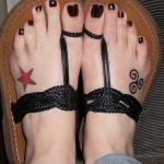 Tatuagem de estrela (Foto:Divulgação)