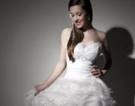 O vestido de debutante precisa ser magnífico