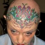 Tatuagem na Cabeça (Foto:Divulgação)