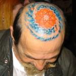 Tatuagem atômica  (Foto:Divulgação)