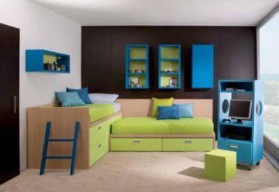 O quarto da criança deve ser bem espaçoso para que ela não se machuque. (Foto: Divulgação)