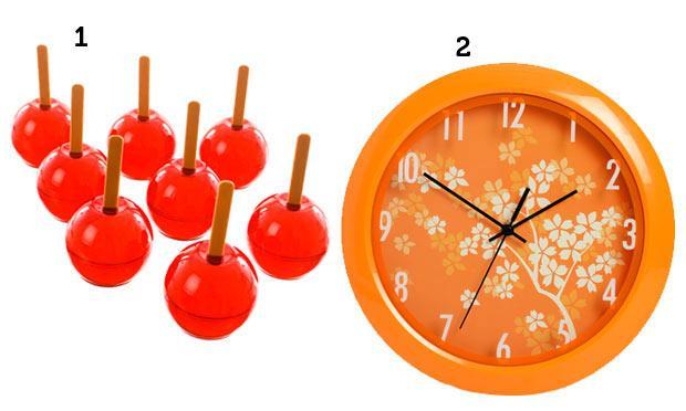 Um relógio enorme para os atrasadinhos (Foto: Mdemulher)
