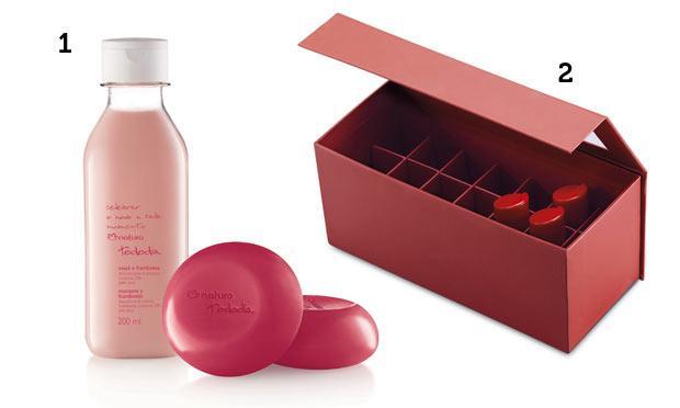 Sabonete e perfumes para quem perde horas no banho (Foto: Mdemulher)
