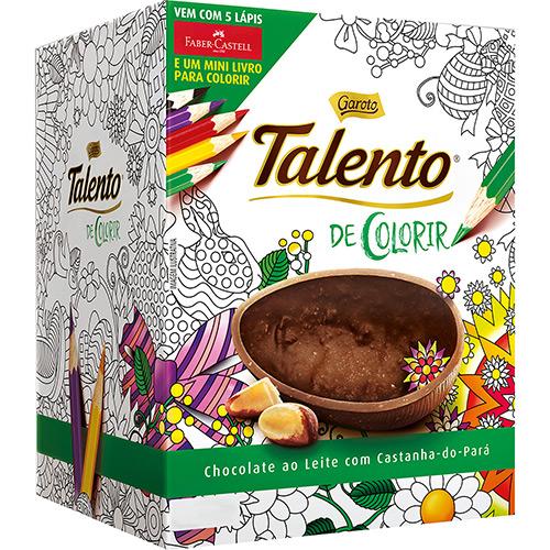 Ovo Talento Colorir da Garoto (Foto Divulgação: Americanas)