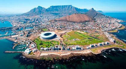 Cidade do Cabo África do Sul (Foto: CVC)