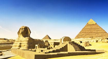 Encantos do Egito e seus mistérios (Foto: CVC)