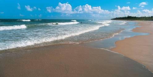 Em Ilhéus você vai encontrar belas praias e muitas belezas naturais (Foto: MdeMulher)
