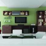 Os móveis planejados são capazes de aproveitar melhor o espaço da sala.
