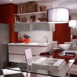 Cozinha planejada - compacta e moderna