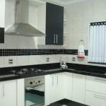 Fotos de cozinha de apartamento planejado 6