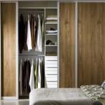 Fotos de quarto pequeno de apartamento planejado 7