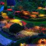 Butchart Gardens, Canadá (Foto:Divulgação)