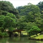 Jardim Rikugien, Japão (Foto:Divulgação)