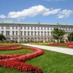 Jardins de Mirabell, Áustria (Foto:Divulgação)