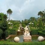 Nooch Nong Jardim Botânico Tropical, Tailândia (Foto:Divulgação)