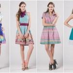 Modelos de vestidos moda evangelica