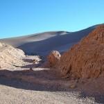 Dunas no desento de Atacama (Foto:Divulgaçao)