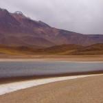 Laguna Miscanti, Atacama (Foto:Divulgaçao)