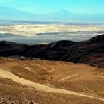 Montanhas em San Pedro, Atacama (Foto:Divulgaçao)
