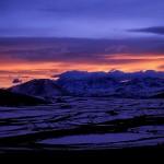 Nascer do sol em El Tatio, Atacama (Foto:Divulgaçao)