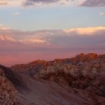 Vulcão Lincancabur, deserto do Atacama (Foto:Divulgaçao)