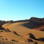 Deserto do Atacama, no Chile (Foto:Divulgaçao)